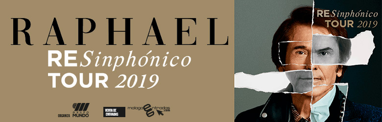 Raphael - REsinphónico Tour 2019